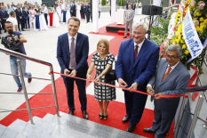 DEZEGA has opened a high-tech production facility in Turkey